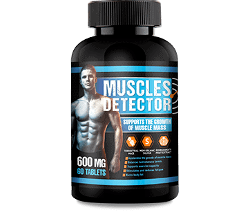 Muscles detector