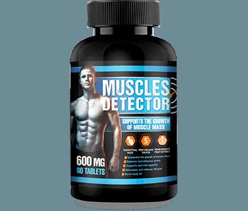 Muscles detector cena